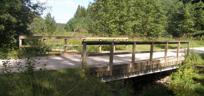 Rekonstrueeritud sild 2015 a augustis
