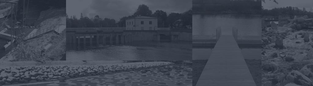 Tegeleme sisevete vesiehitiste, maastikukujunduse, maaparanduse ja planeeringute valdkondades