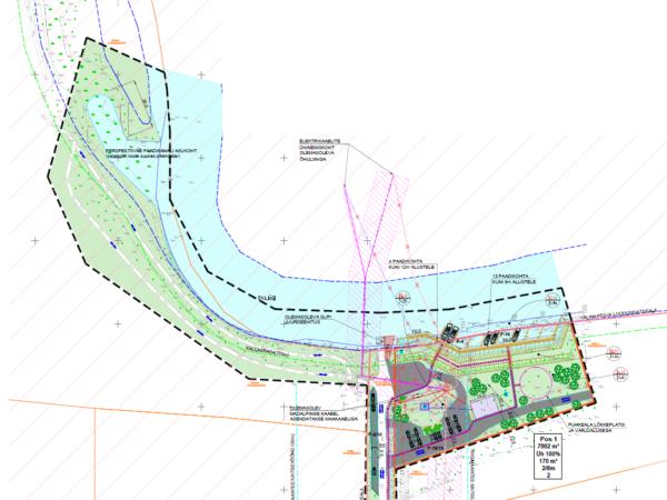 Detailplaneeringute koostamine