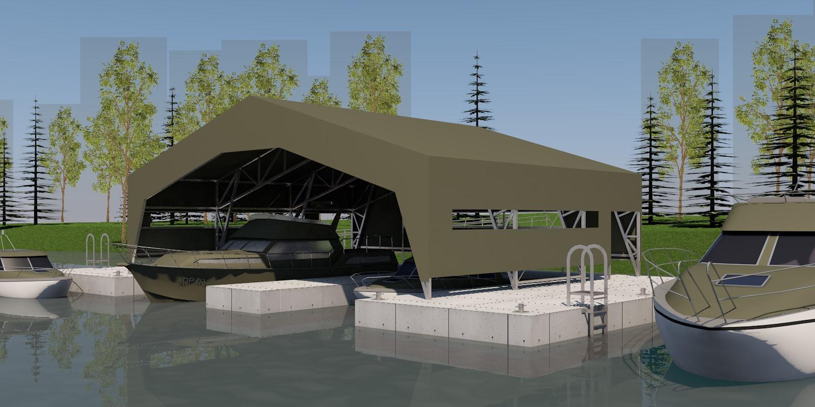 sadamate-projekteerimine