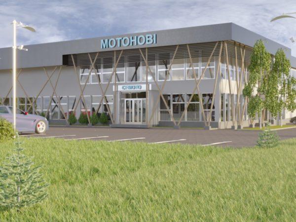 Motohobi vidualiseering