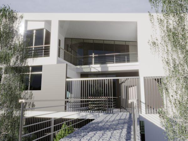 Villa visualiseering