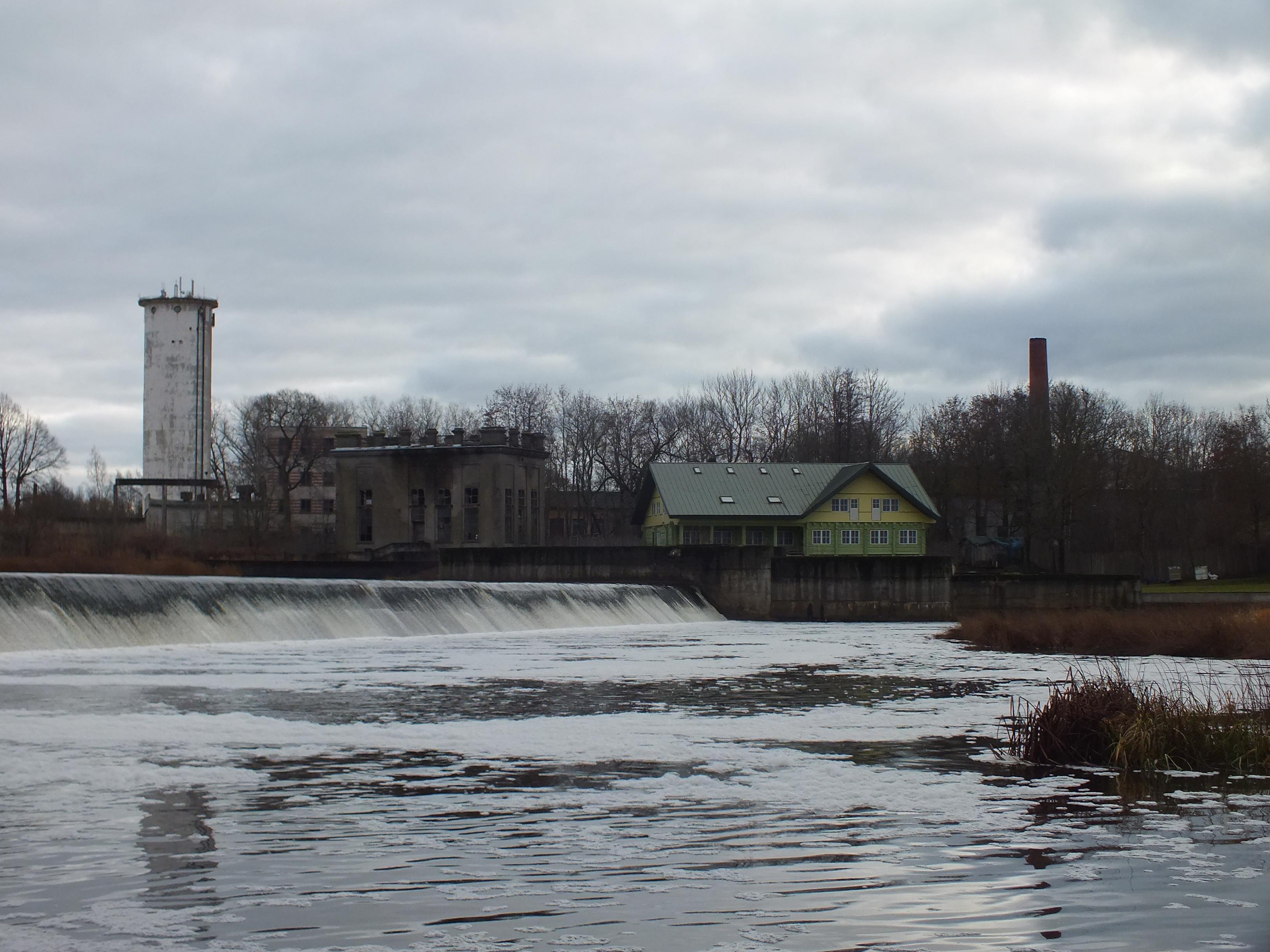 Sindi pais ja hüdroelektrijaam 2015